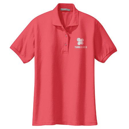 Ladies' Silk Touch Sport Shirt