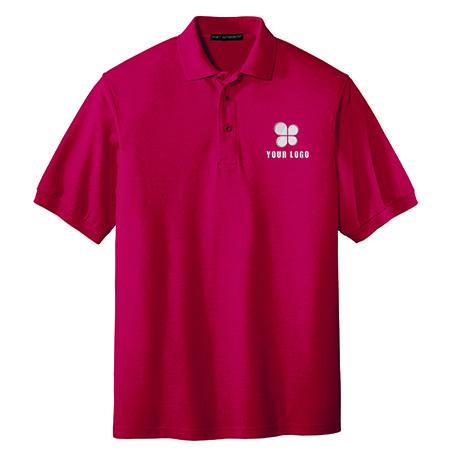 Men's Silk Touch Sport Polo Shirt