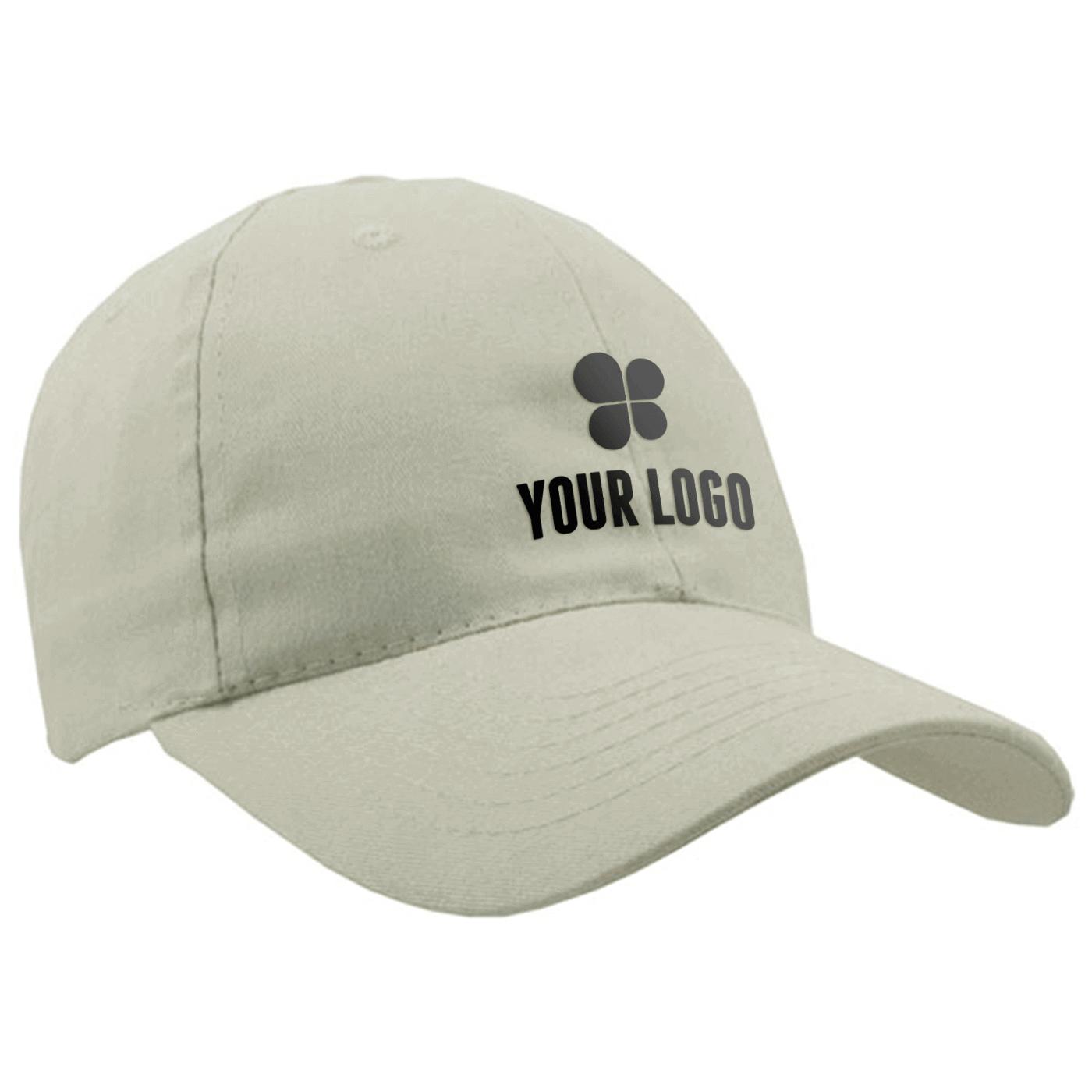 Lightweight Brushed Cotton Twill Cap